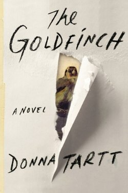 book cover The Goldfinch by Donna Tartt