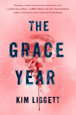 book cover The Grace Year by Kim Liggett