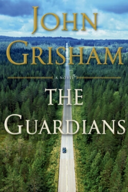 book cover The Guardians by John Grisham