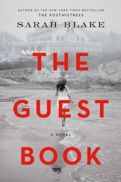 Book cover for The Guest Book by Sarah Blake