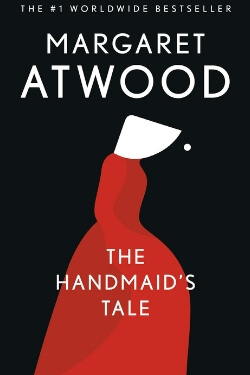 book cover The Handmaid's Tale by Margaret Atwood