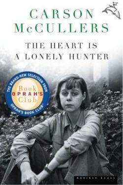 book cover The Heart is a Lonely Hunter by Carson McCullers