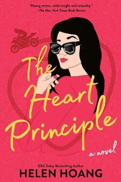 book cover The Heart Principle by Helen Hoang