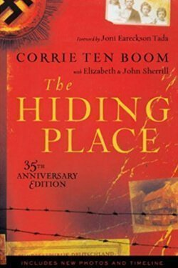 book cover The Hiding Place by Corrie Ten Boom