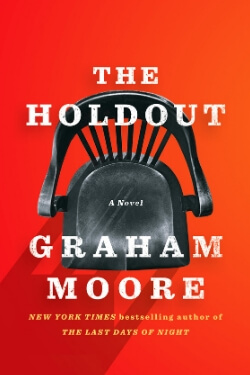 book cover The Holdout by Graham Moore
