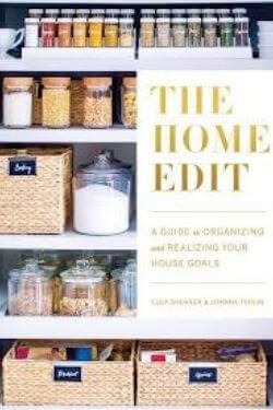 book cover The Home Edit by Clea Shearer and Joanna Teplin