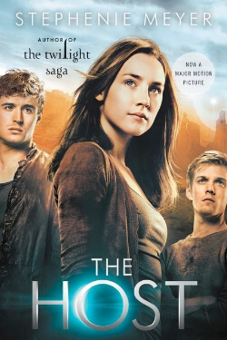 book cover The Host by Stephenie Meyer