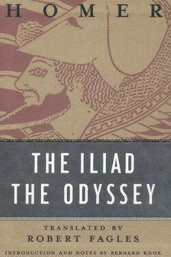 book cover The Iliad and The Odyssey by Homer