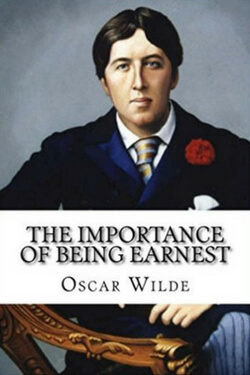 book cover The Importance of Being Earnest by Oscar Wilde