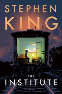 book cover The Institute by Stephen King