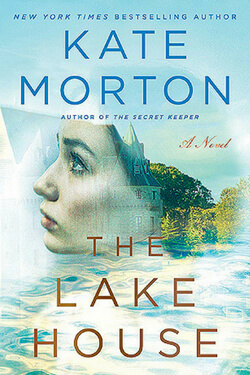 book cover The Lake House by Kate Morton