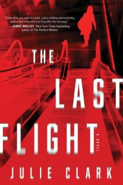 book cover The Last Flight by Julie Clark