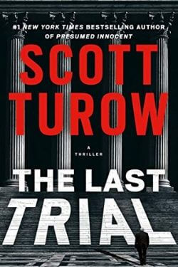 book cover The Last Trial by Scott Turow