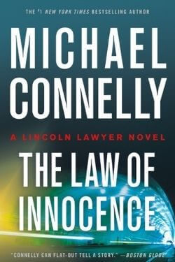 book cover The Law of Innocence by Michael Connelly