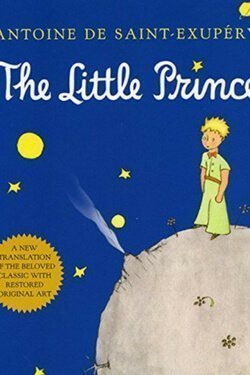 book cover The Little Prince by Antoine de Saint-Exupery