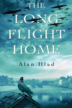 Book cover The Long Flight Home by Alan Hlad