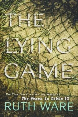 book cover The Lying Game by Ruth Ware