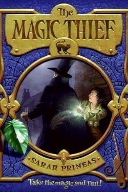 book cover The Magic Thief by Sarah Prineas