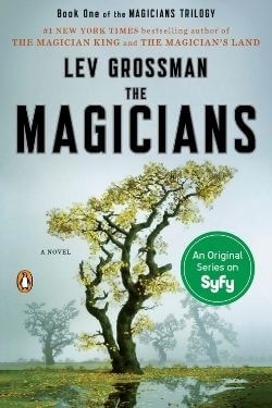 book cover The Magicians by Lev Grossman