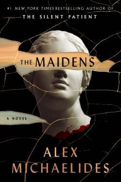 book cover The Maidens by Alex Michaelides