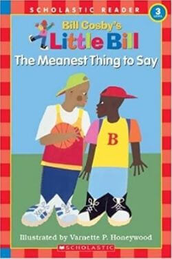 book cover The Meanest Thing to Say by Bill Cosby
