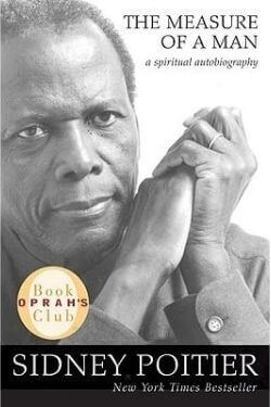 book cover The Measure of a Man by Sidney Poitier