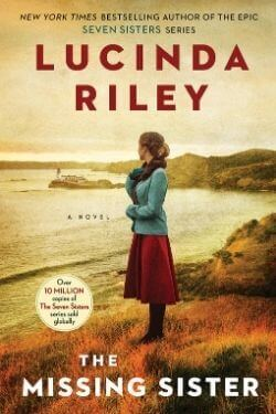 book cover The Missing Sister by Lucinda Riley
