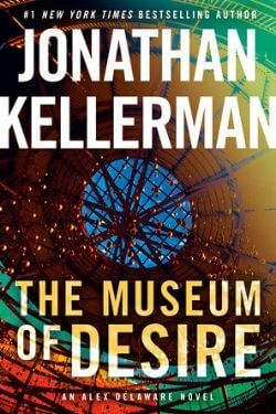 book cover The Museum of Desire by Jonathan Kellerman