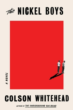 book cover The Nickel Boys by Colson Whitehead