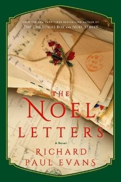 book cover The Noel Letters by Richard Paul Evans