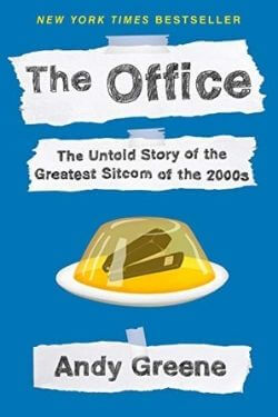 book cover The Office by Andy Greene