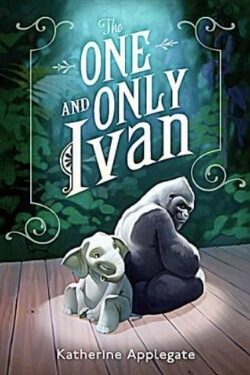 book cover The One and Only Ivan by Katherine Applegate