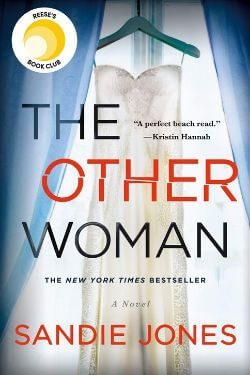book cover The Other Woman by Sandie Jones
