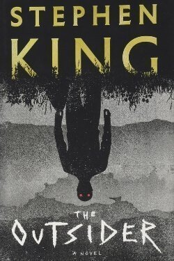 book cover The Outsider by Stephen King