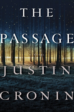 book cover The Passage by Justin Cronin