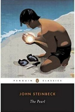 book cover The Pearl by John Steinbeck