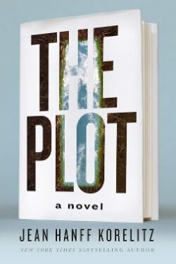 book cover The Plot by Jean Hanff Korelitz