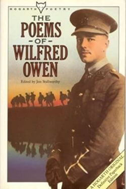 book cover The Poems of Wilfred Owen