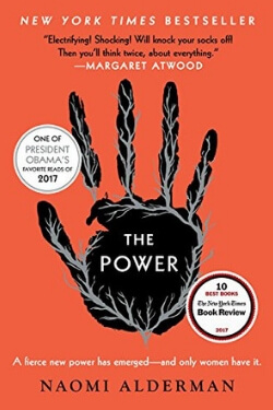book cover The Power by Naomi Alderman