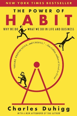 book cover The Power of Habit by Charles Duhigg