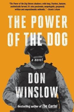 book cover The Power of the Dog by Don Winslow