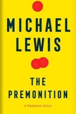 book cover The Premonition by Michael Lewis