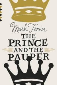book cover The Prince and the Pauper by Mark Twain