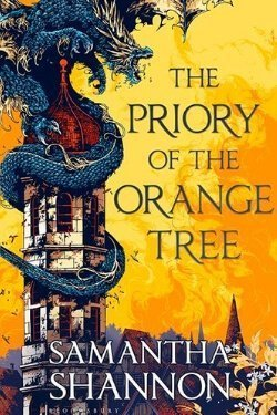 book cover The Priory of the Orange Tree by Samantha Shannon