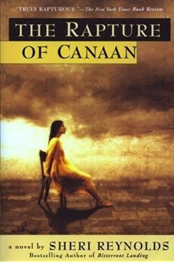 book cover The Rapture of Canaan by Sheri Reynolds