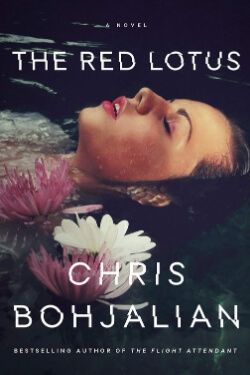 book cover The Red Lotus by Chris Bohjalian