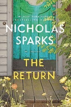 book cover The Return by Nicholas Sparks