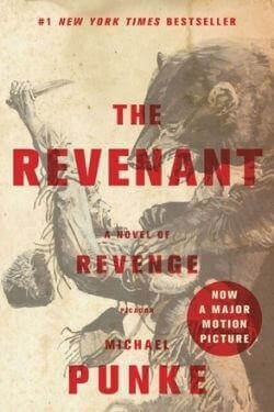 book cover The Revenant by Michael Punke