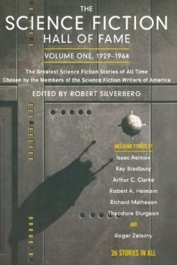 book cover The Science Fiction Hall of Fame Volume One