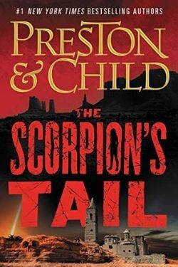 book cover The Scorpion's Tail by Douglad Preston and Lincoln Child